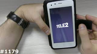 Firmware Tele 2 Midi 1.1 and Mini 1.1, Hard Reset and Unlock FRP account Google