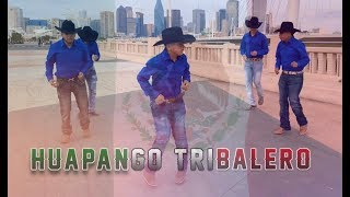 Sonido Latin Entertainment ft. Dj Otto - Huapango Tribalero