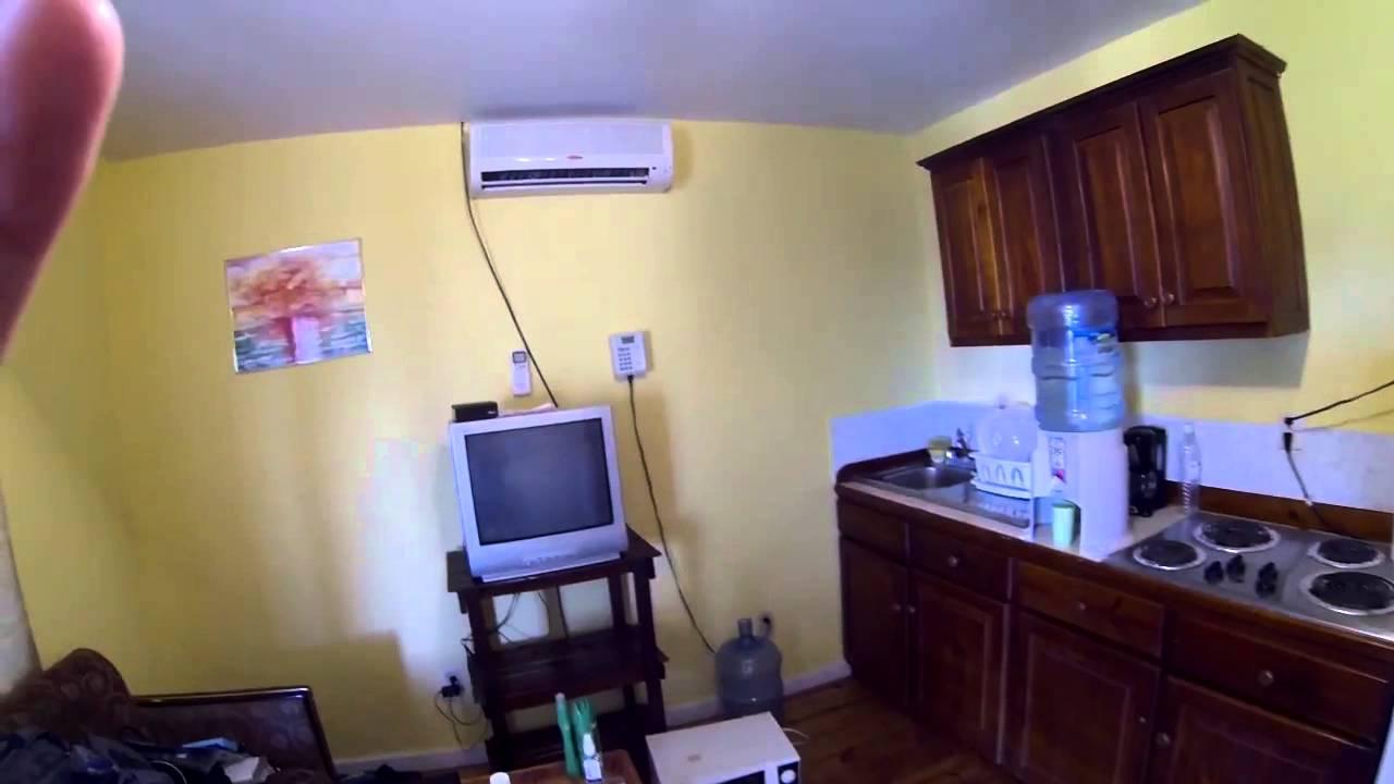 Caribbean Dream Apartments In Utila Honduras