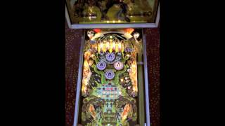 Kiss Pinball Gameplay