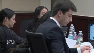 FSU Law Professor Murder Trial Day 7 Witness: Spc Agt Patrick Sanford - Wiretap Recordings Part 3
