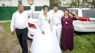 Цыганская свадьба. Настоящие цыганские традиции. Петя и Оля. 10 серия