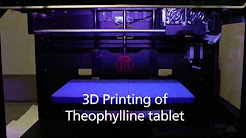 3D Printing Theophylline tablet