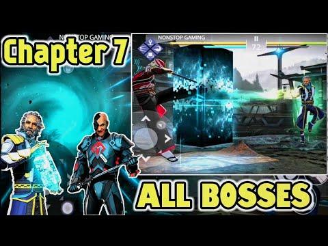 Shadow Fight 3 ^ Chapter 7 Final Boss Fights | Boss BOLO & Boss GIZMO