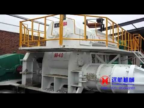 Red Brick Production Line Running