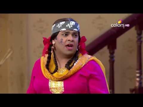 Comedy Nights With Kapil - Kapil ke Ghar, Sapno Ki Rani ( Queen) - 9th March 2014 - Full Episode