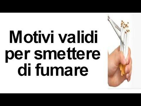 Smettere di fumare con magneti in un orecchio