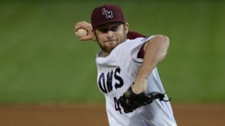 LMU Pitcher Cory Abbott Tosses Perfect Game vs. BYU