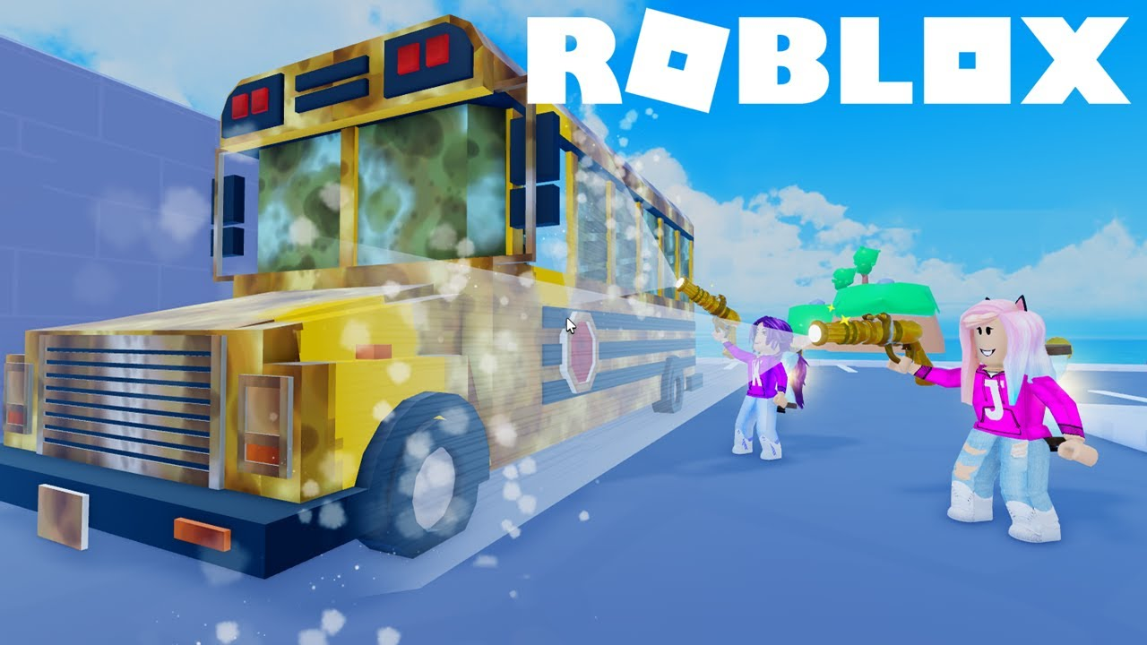 We Pressure Wash Every Item in Roblox! (All Zones & Items Unlocked)