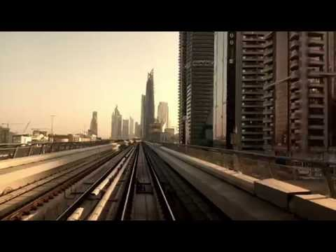 Dubai Metro / Call to Prayer Timelapse Mashup