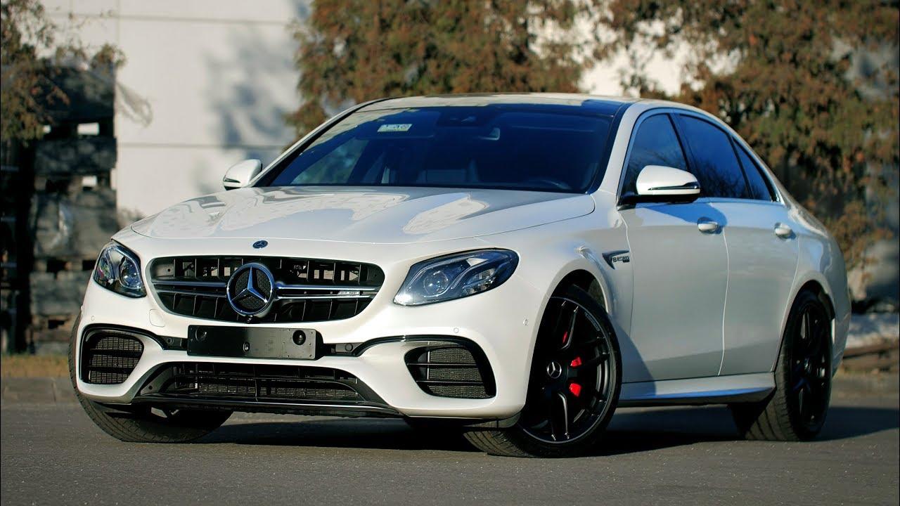 Mercedes AMG E63s за 250.000р! Что с ней не так?! | АВТОМОБИЛЬНЫЕ ЗАМУТЫ - СХЕМА #3