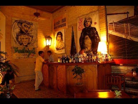 Cafe Madrigal: Havana's artistic cafe