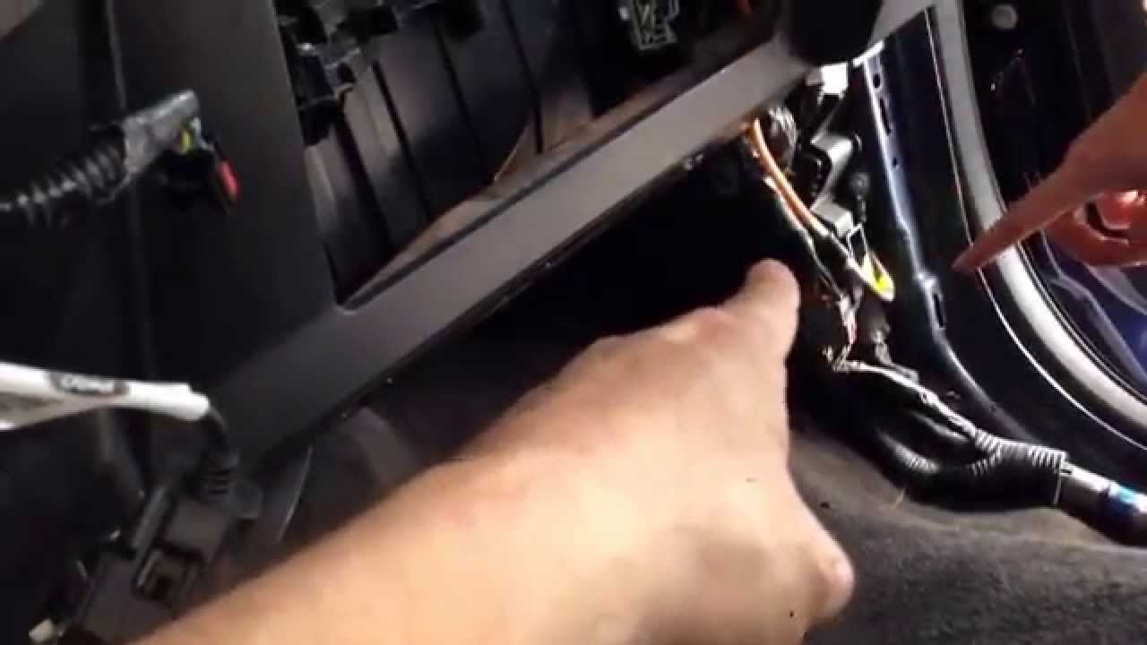 2012 f250 a c flap blend door actuator youtube rh youtube com