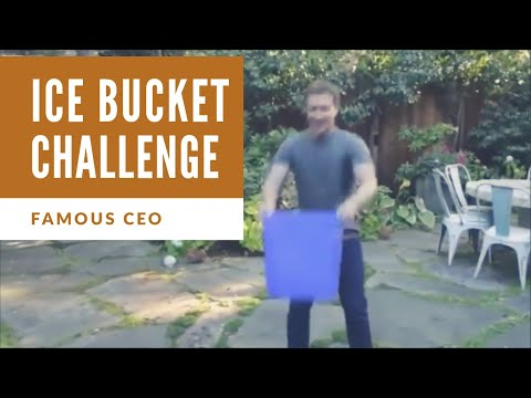 TOP CEO FROM FACEBOOK, MICROSOFT, APPLE, AMAZON, GOOGLE ACCEPTS ICE BUCKET CHALLENGE ( COMPILATION )