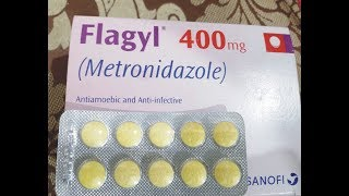 Flagyl (metronidazole) Oral Used For Blood, Brain, Bone, Lungs, Stomach Lining And Pelvic Infection