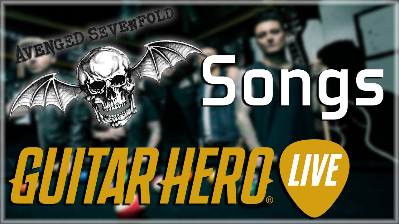 guitar hero live avenged sevenfold songs revealed youtube. Black Bedroom Furniture Sets. Home Design Ideas