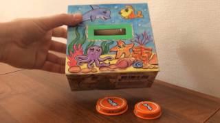 Сортер своими руками. Развивающая коробка для малышей.