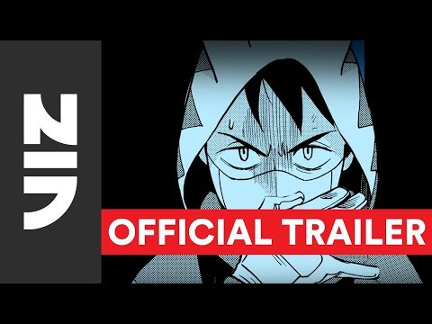 My Hero Academia: Vigilantes - Official Manga Trailer