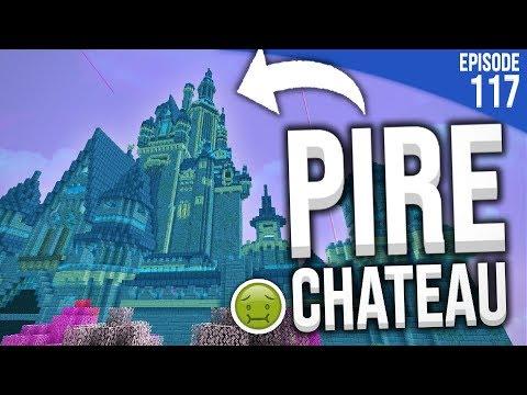 JE N'AURAIS JAMAIS DÛ CONSTRUIRE CE CHATEAU... | Minecraft Moddé S4 | Episode 117