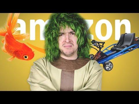 Amazon Prime Time - ASYLUM PATIENT ADOPTS FISH • AMAZON PRIME TIME