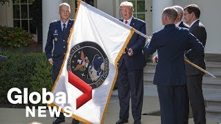 Gambar cover President Trump launches U.S. Space Command