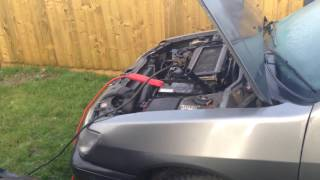 XUD AND HDI cold start peugeot 306