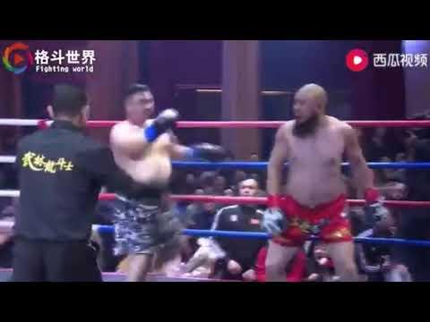 China's Funniest Kung Fu Master - Wang Zhi Liang (ft. Yilong)