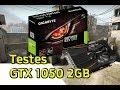 👍 Testes Nvidia GTX 1050 2GB em jogos 👉 GTA V, Rainbow Six, CS-GO e Dota 2