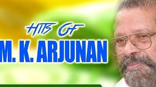 Hits Of M K Arjunan | Malayalam Old Hits Songs | Malayalam Evergreen Songs | Malayalam Top Hit songs