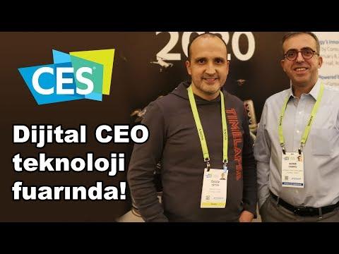 CES 2019'u Dijital CEO Soner Canko ile değerlendirdik!