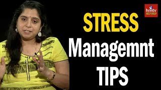 Stress Management By Revathi Turaga | Ask Talks