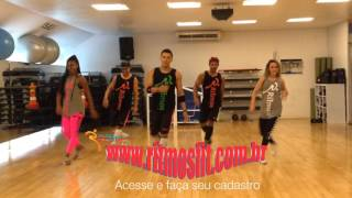 j balvin feat anitta ginza ritmos fit coreografia