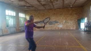 Упражнения на стенке на расстоянии от 5 до 11м
