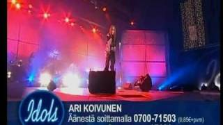 ari koivunen the evil that men do