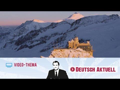 Der Höchstgelegene Bahnhof Europas   Deutsch Lernen Mit Videos