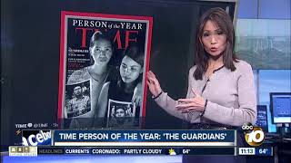 Time person of the year: The Guardians