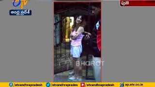 Drunk Woman Damages Three Cars  In Puneand39s Ramnagar