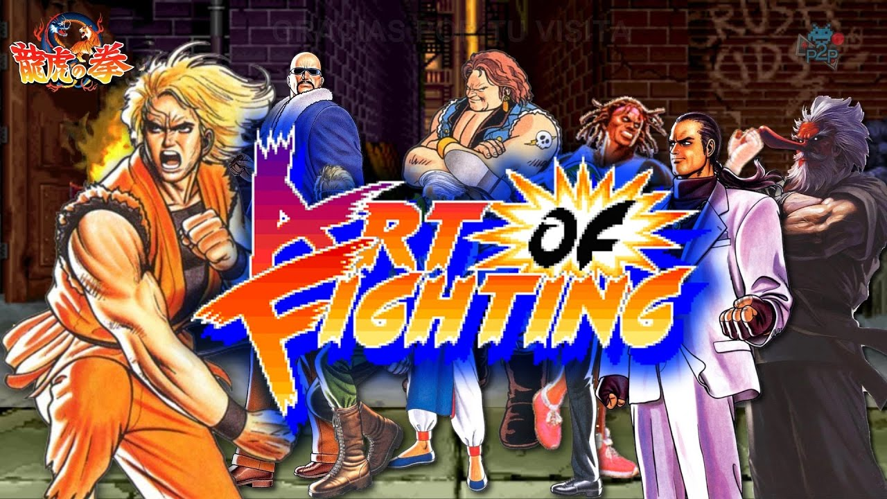 Aca Neogeo Art Of Fighting Gameplay Xbox One Youtube