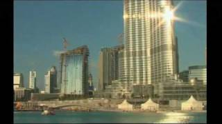 BBC News Dubai The World's Tallest Building Burj Khalifa