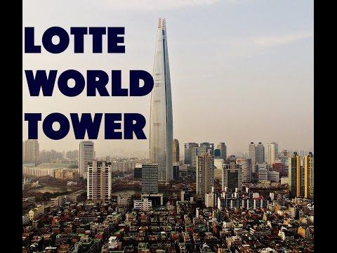 10.Lotte World Tower.Шопинг в Корее.Sibirskiy drug.Dji phantom.Работа в Корее