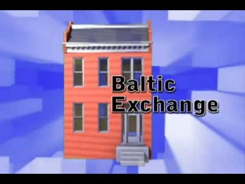 Baltic Dry Index - Useless Bay Films Infovid