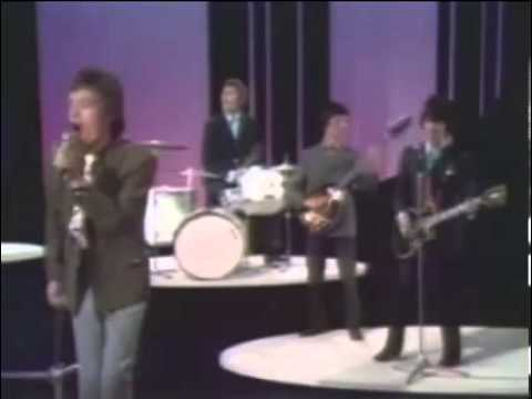 The Rolling Stones — Paint it black (live 1966)