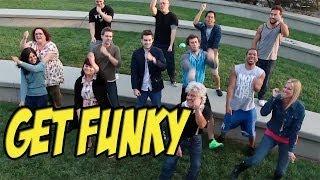 Brain Breaks - Dance Song - Get Funky - Children