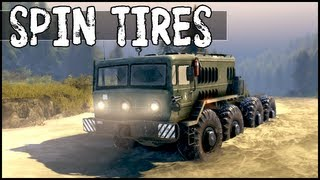 SpinTires: Gameplay & First Impressions