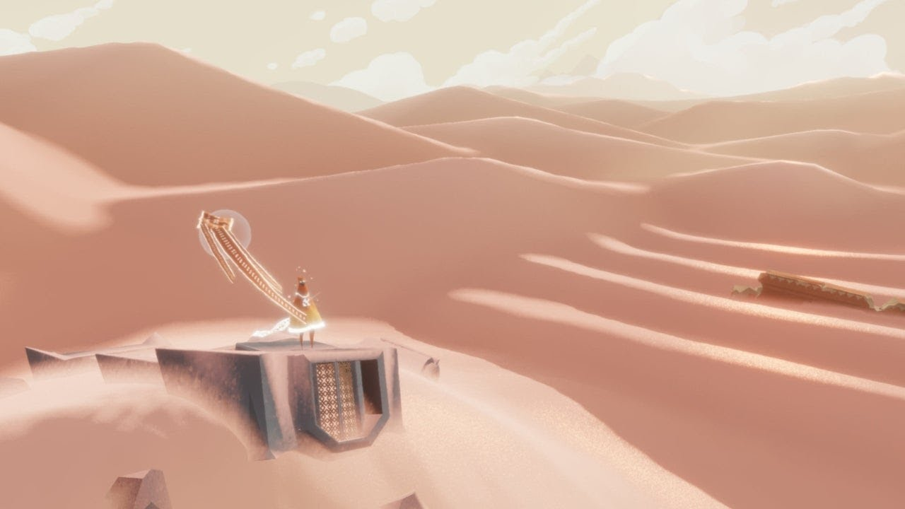 Journey - App Store Launch Trailer