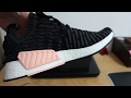Adidas NMD R2 Primeknit Boost Unboxing and Review