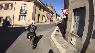 dirt bike 140cc gopro