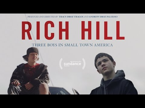 RICH HILL Documentary with Tracy Droz Tragos