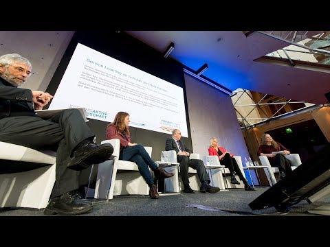 Fördern, ohne zu vereinnahmen! Forum Aktive Bürgerschaft 2018