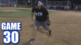 THE BEST PLAY WE'VE EVER SEEN! | On-Season Softball League | Game 30